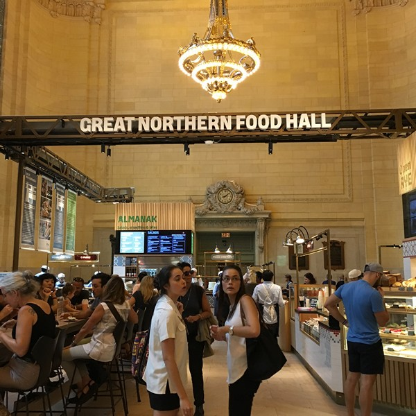 Great Northern Food Hall great northern food hall at grand central - the accidental locavore
