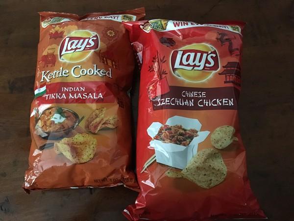 Accidental Locavore Potato Chip Bags