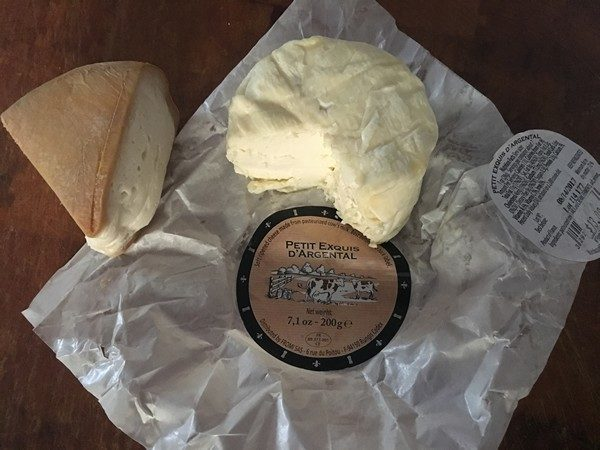 Accidental Locavore Cheese Louise My Cheeses