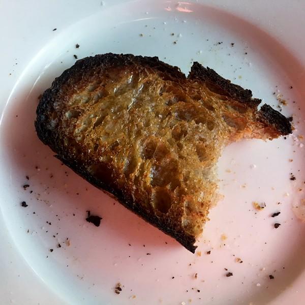 Accidental Locavore Spelt Bread Toast