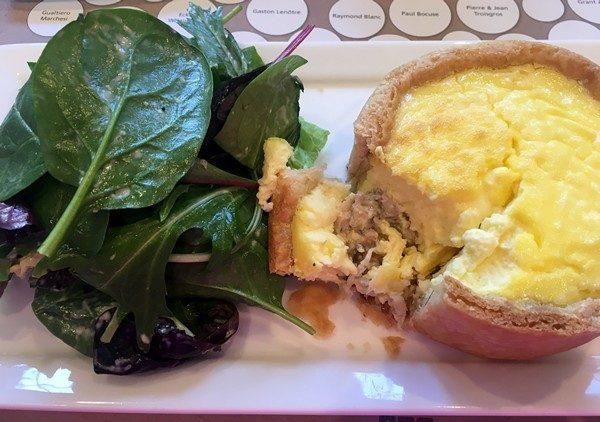 Apple Pie Bakery Café Quiche