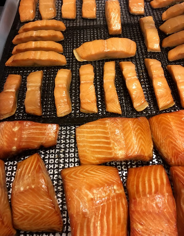 Accidental Locavore Hookline Smoked Salmon