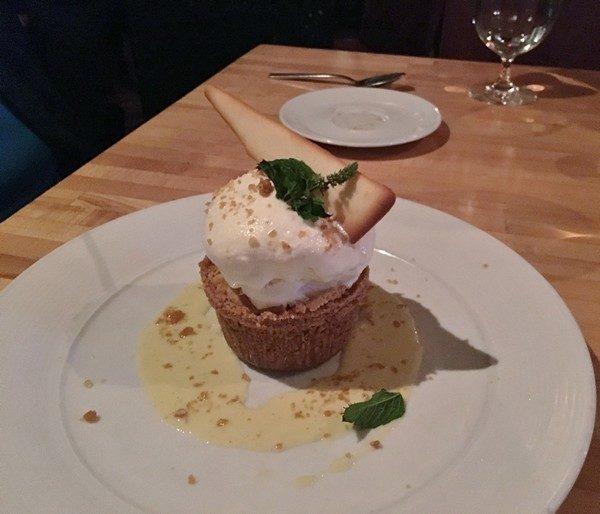Accidental Locavore Crabtree's Dessert