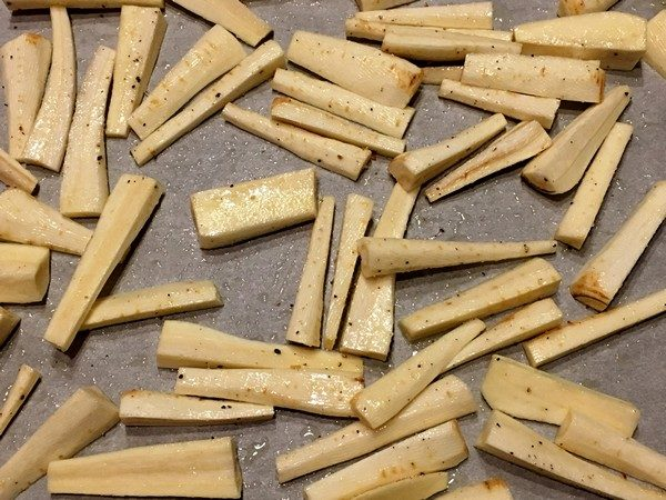 Accidental Locavore Parsnips for Roasting