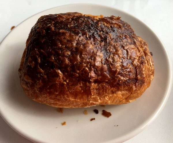 Accidental Locavore Pawling Bread Pain au Chocolate