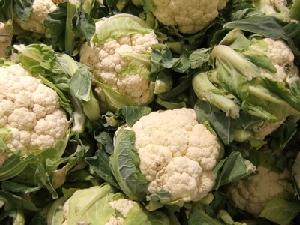 Accidental Locavore Cauliflower
