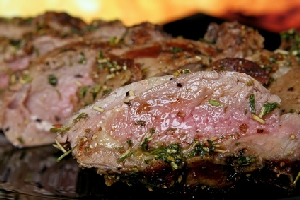 Accidental Locavore Grilled Lamb