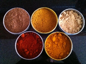Accidental Locavore Warm Spices