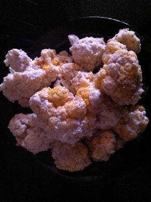 Accidental Locavore Cauliflower Gratin