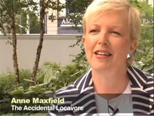 About Anne Maxfield - The Accidental Locavore
