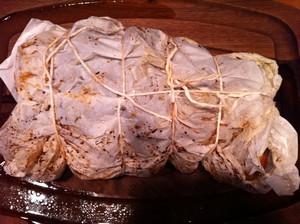 Accidental Locavore Lamb in Parchment