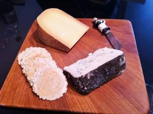 Accidental Locavore Raw Milk Cheeses