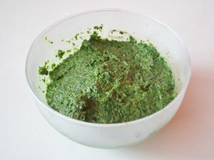 Accidental Locavore Green Harissa