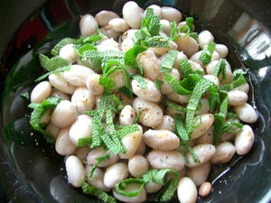 Accidental Locavore Italian Cranberry Beans