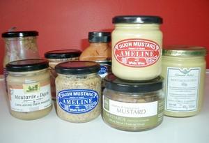 Accidental Locavore 9 Mustards