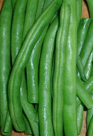 Accidental Locavore Passive Aggressive Green Beans