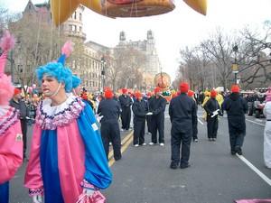 Accidental Locavore Thanksgiving Parade