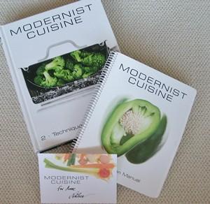 Accidental Locavore Modernist Cuisine
