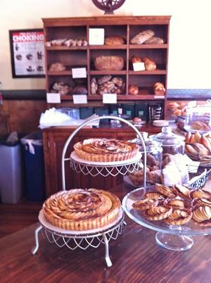Accidental Locavore Cafe le Perche