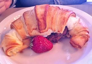 Accidental Locavore Croissant