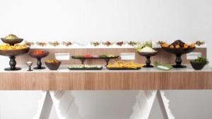 Accidental Locavore Pinch Taco Table