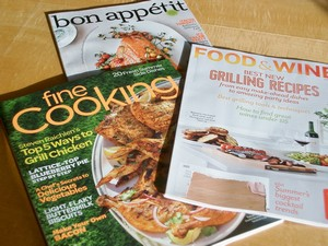 Accidental Locavore Food Magazines