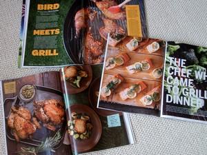 Accidental Locavore June Magazines