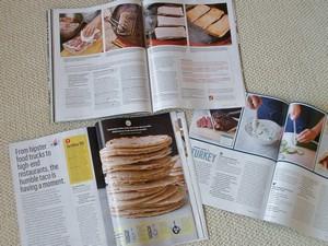 Accidental Locavore Magazine Recipes