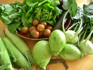 Accidental Locavore Corn and Squash