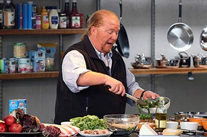 Accidental Locavore Mario Batali