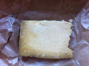Accidental Locavore Clothbound Cheddar