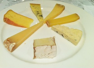 Accidental Locavore Cheese Tasting