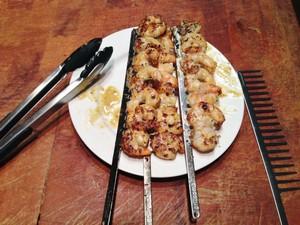 Accidental Locavore Grilled Shrimp