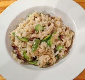 Accidental Locavore Risotto