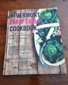 Accidental Locavore Vermont Farm Table Cookbook