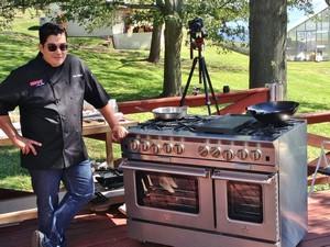 Accidental Locavore Chef Garces and Range