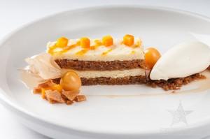 Accidental Locavore Gracie's Dessert