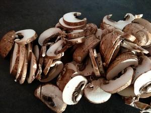 Accidental Locavore Cremini Mushrooms