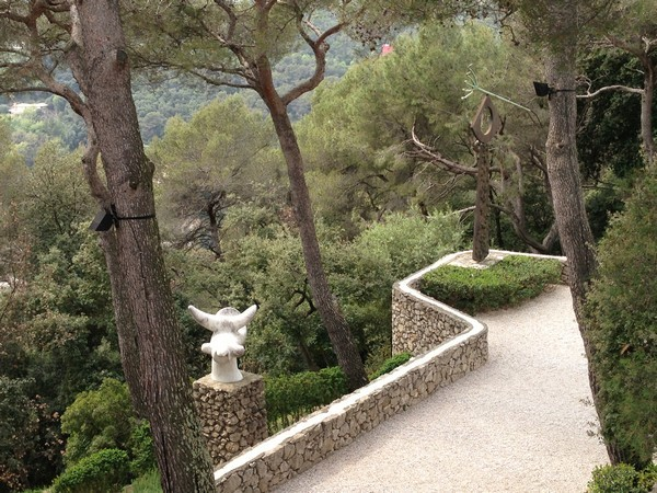 Accidental Locavore Foundation Maeght Gardens