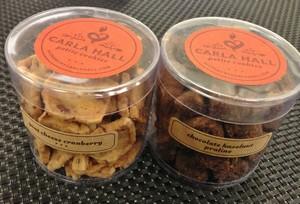 Accidental Locavore Petite Cookies