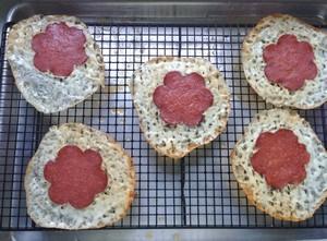 Accidental Locavore Salami Crisps