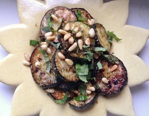 Accidental Locavore Sauteed Zucchini