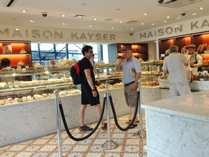 Accidental Locavore at Maison Kayser