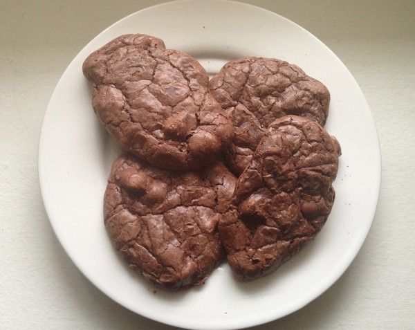 Accidental Locavore a Plate of Ultimate Chocolate Cookies