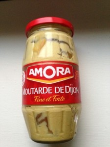 Accidental Locavore Amora Mustard
