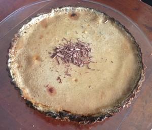 Accidental Locavore Caramel Tart