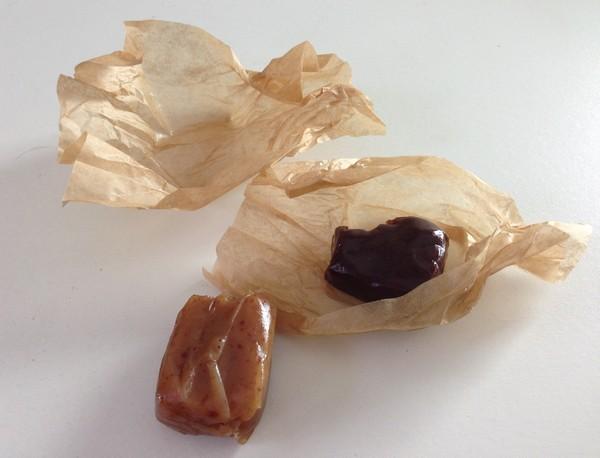 Accidental Locavore Caramels