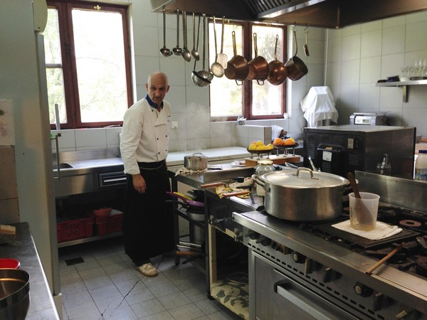 Accidental Locavore Toklarija Chef