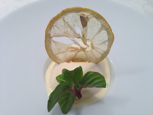 Accidental Locavore Lemon Cream