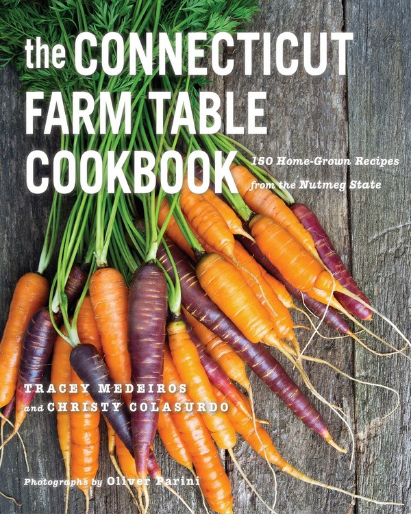 Accidental Locavore CT Farm Table Cookbook